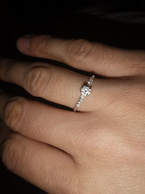 Bora partilhar o nosso anel de noivado? 💍😍 18