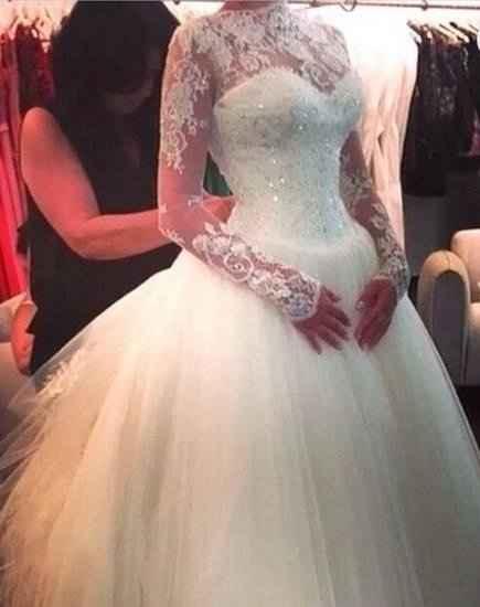 Cortes de vestidos de noiva - 1