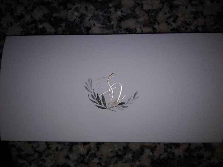 Os convites 😍 - 3