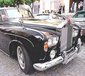 Carros antigos para eventos - 1