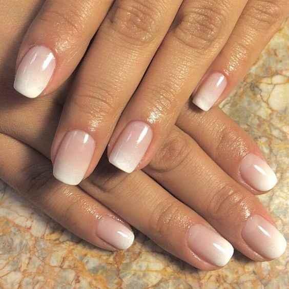 A manicure