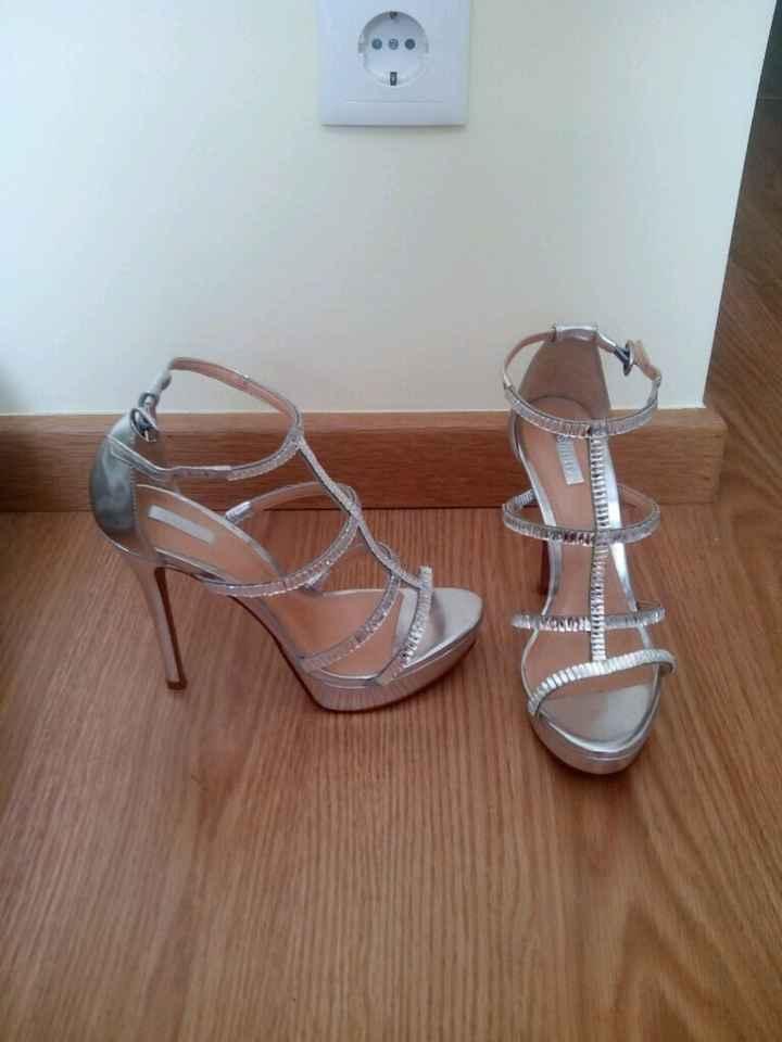 Sapatos ou sandália?? - 1