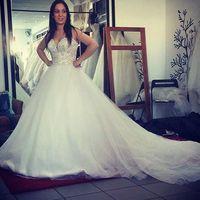 Prova do vestido - fotos * - 1