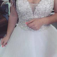 Prova do vestido - fotos * - 3