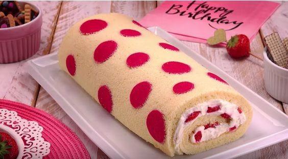 Pink dessert 11