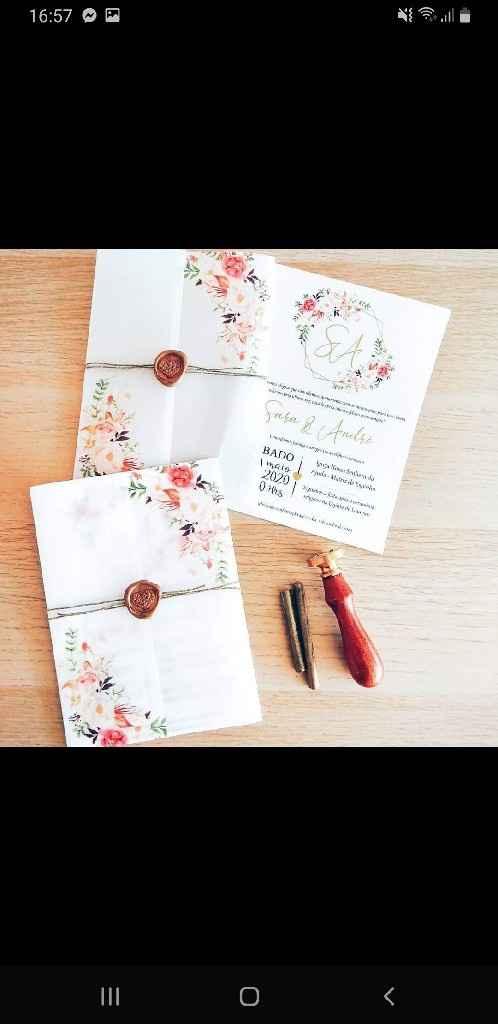 Convites - 1