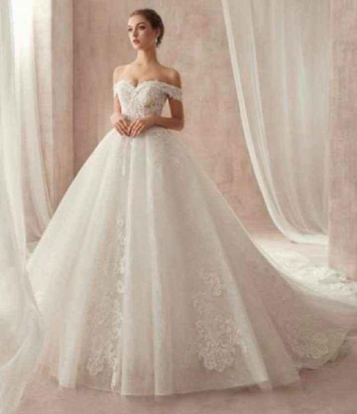 o que mais gosto no vestido de noiva - Daniela - 2