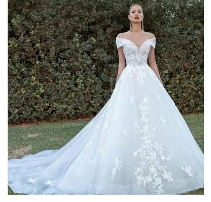 o que mais gosto no vestido de noiva - Daniela - 3