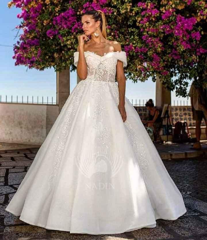 o que mais gosto no vestido de noiva - Daniela - 4