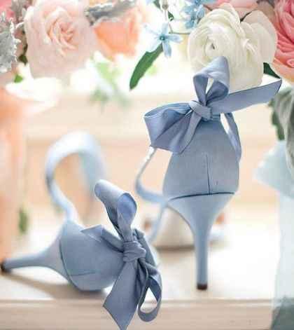 A minha inspiração de sapatos