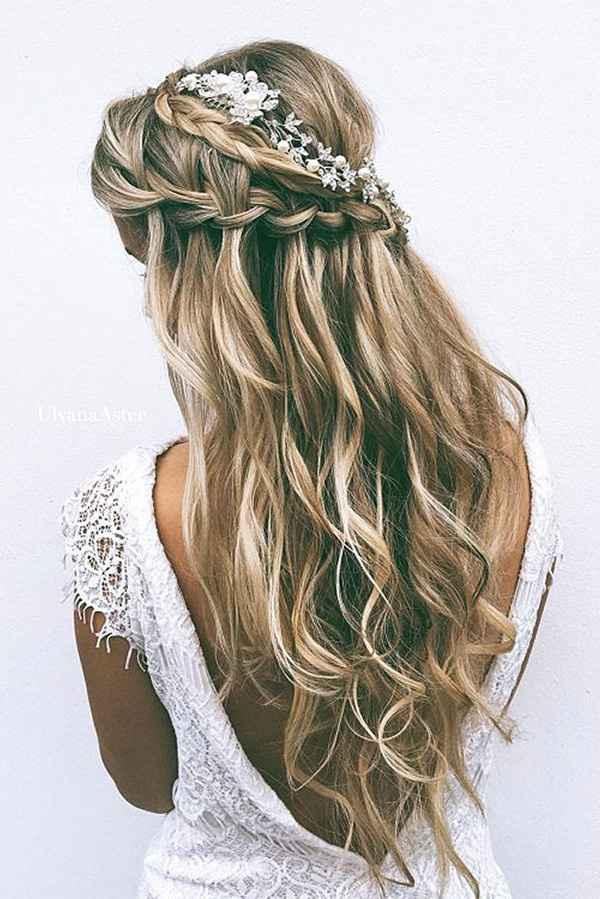A minha inspiração de penteado