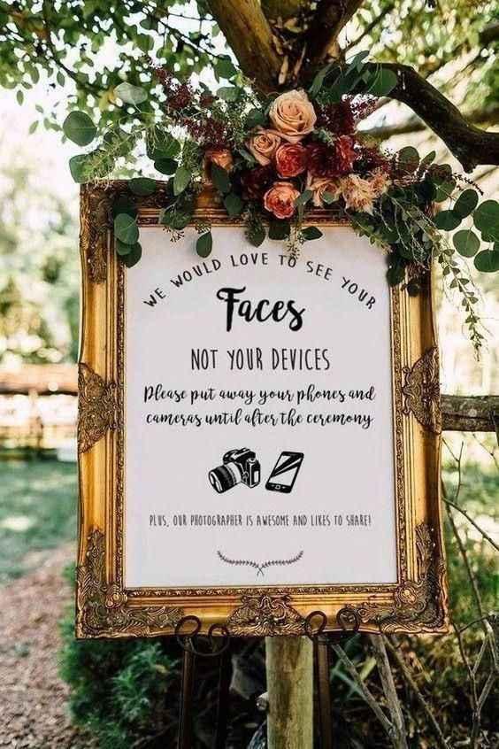 Casamento offline - 1