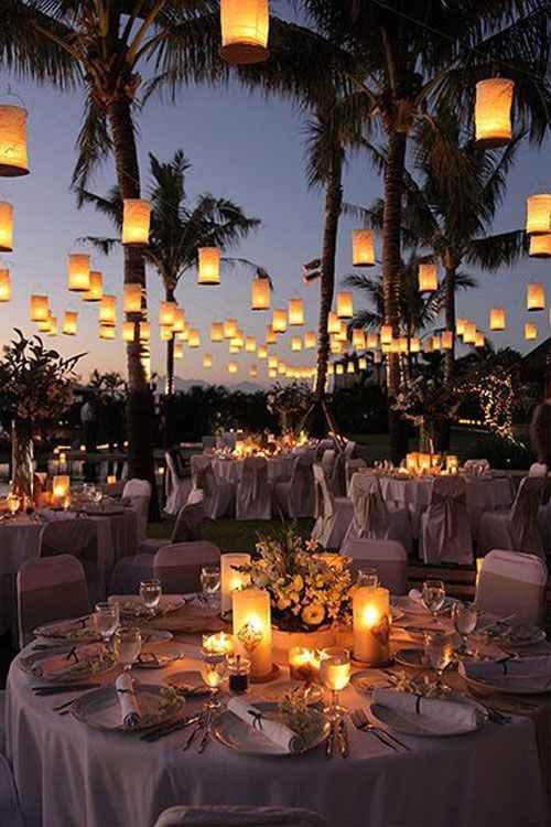 Iluminar o casamento - 2