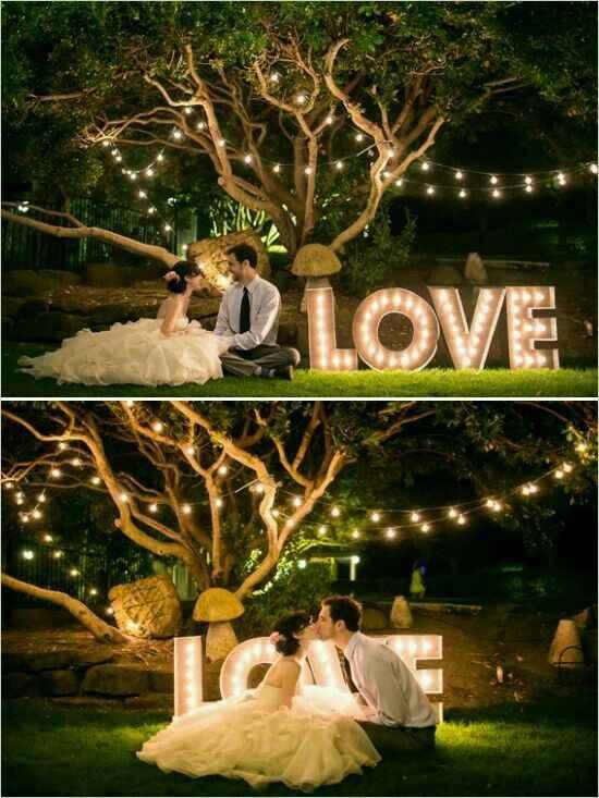 Iluminar o casamento - 9