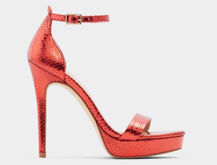 Arco-íris nupcial - Sapatos vermelhos - 2