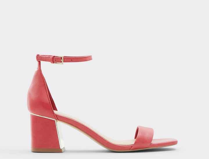 Arco-íris nupcial - Sapatos vermelhos - 3