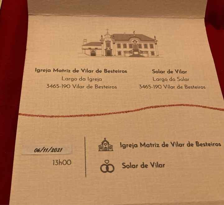 Change the date & Invite - 3