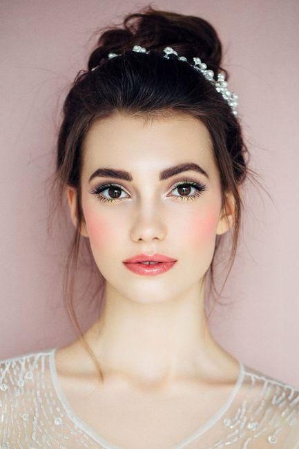 Outubro Rosa - Make up 7