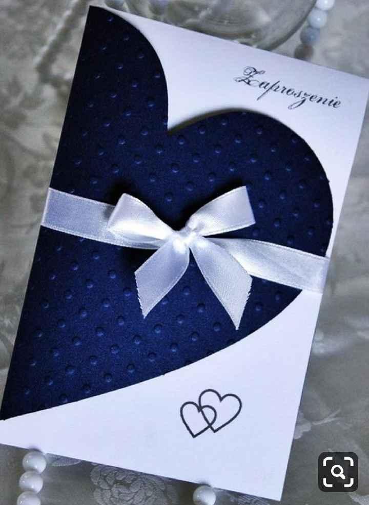 a minha inspiração com Classic Blue - convites - 8