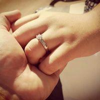 Mostra-nos o teu anel de noivado 😍💍 - 1