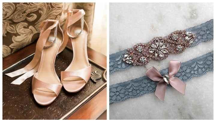 Liga e sapatos a combinar... Gostas? - 2