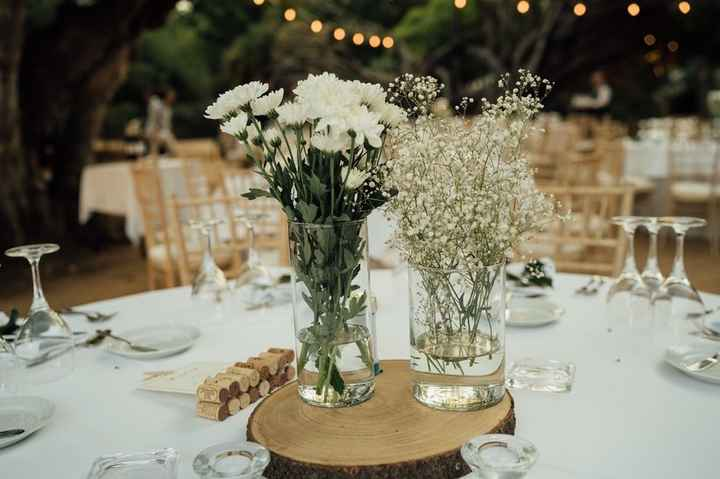 Duelo de decoração de mesas: VOTA! - 1
