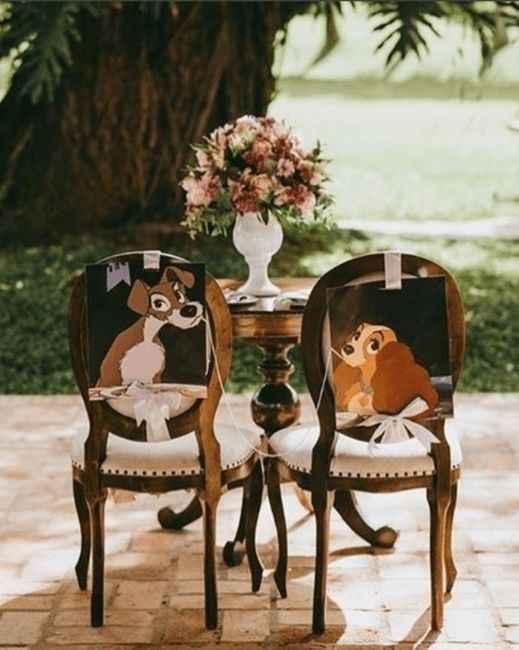 Batalha de estilos: a cadeira dos noivos - 3