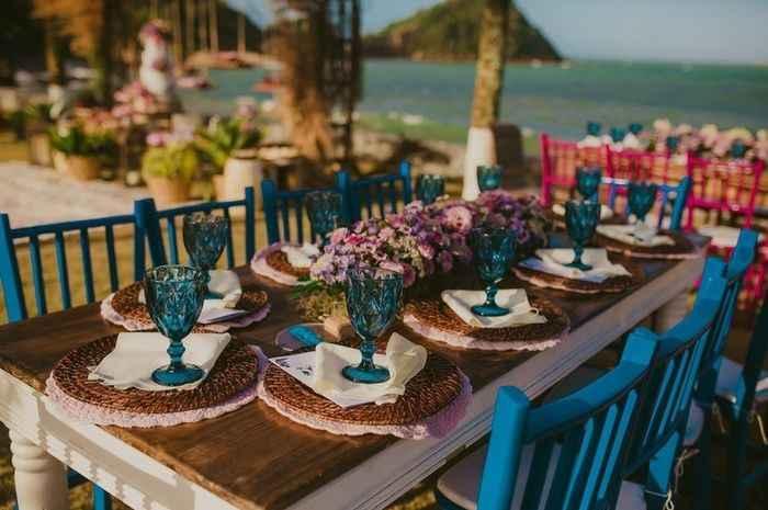 Batalha de estilos: a mesa dos convidados - 2