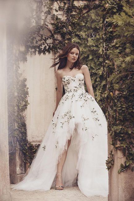 Vestidos de noiva 2020: qual é o teu favorito? 1