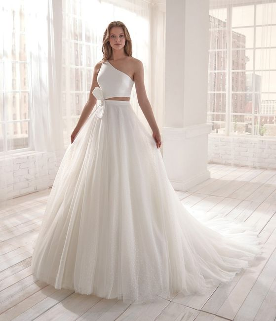 Vestidos de noiva 2020: qual é o teu favorito? 4