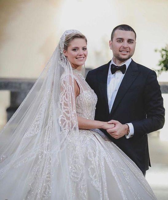 Casamentos 2019: Elie Saab Jr. & Christina Mourad VS Matt Bellamy & Elle Evans 2