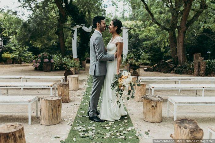 Queres saber qual é o estilo do teu casamento? Resultados 😍 1