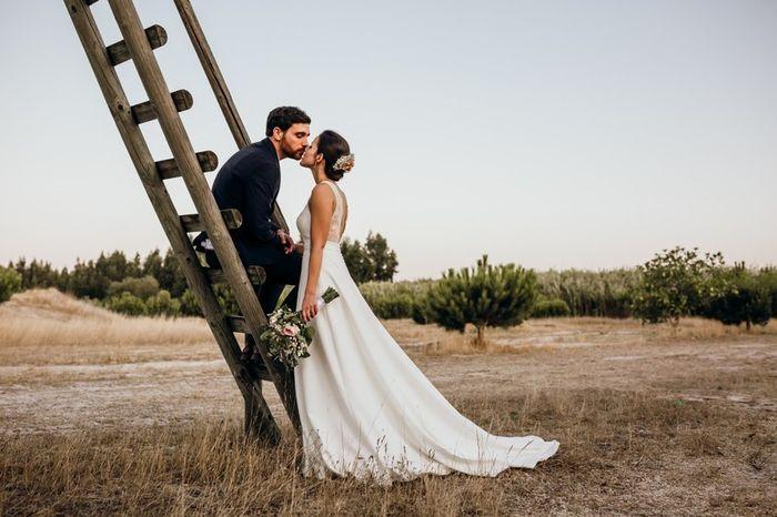 O casamento será civil ou pela igreja? 1