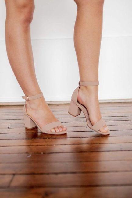 2. Vamos casar a admin Carla: os sapatos 1