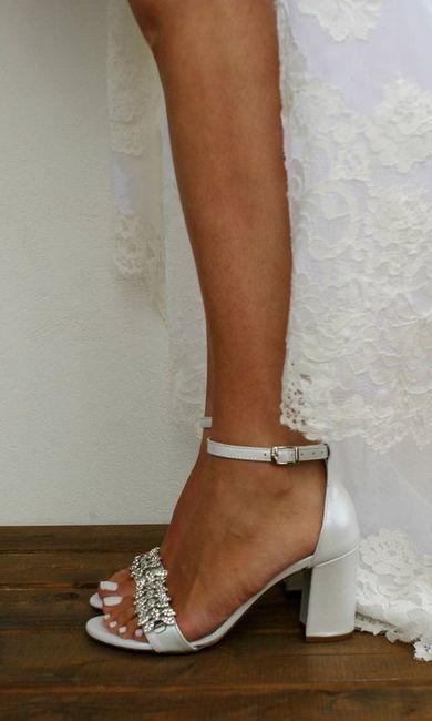 2. Vamos casar a admin Carla: os sapatos 2