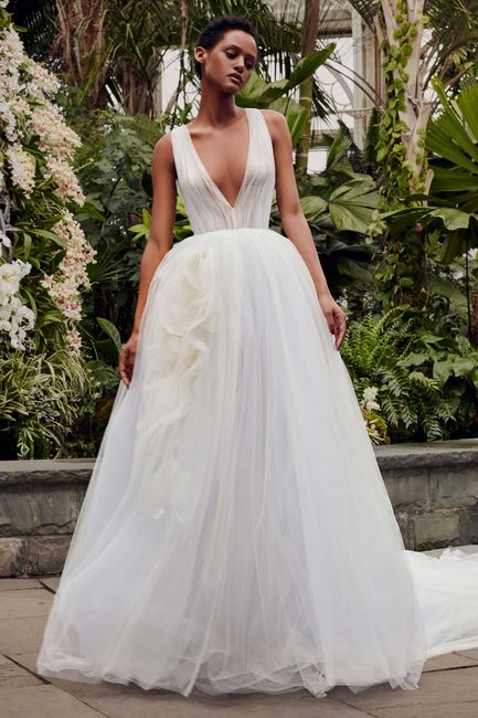 O vestido de noiva: casamento temático 1