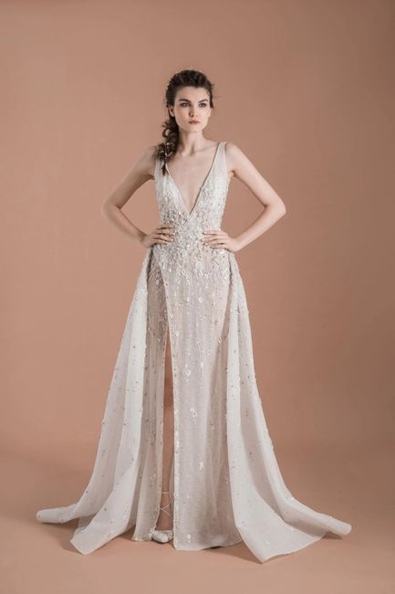 O vestido de noiva: casamento temático 2