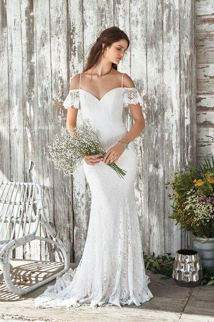 O vestido de noiva: casamento no campo 1