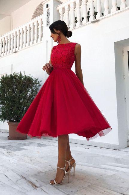Vais a um casamento clássico... Que vestido levavas? 1