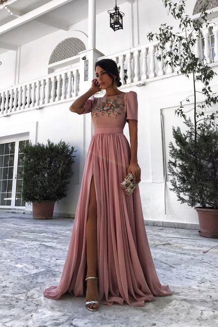 Vais a um casamento clássico... Que vestido levavas? 2