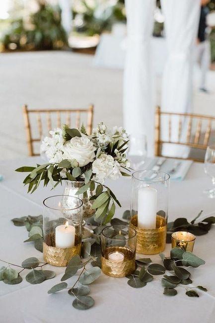 Casamentos de inverno rimam com decorações de sonho 😍 3