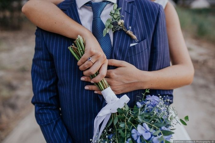 O estilo do meu casamento será _____ 1