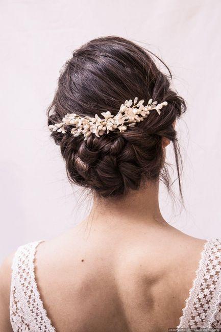 Com toucado ou coroa de flores? 💐 1