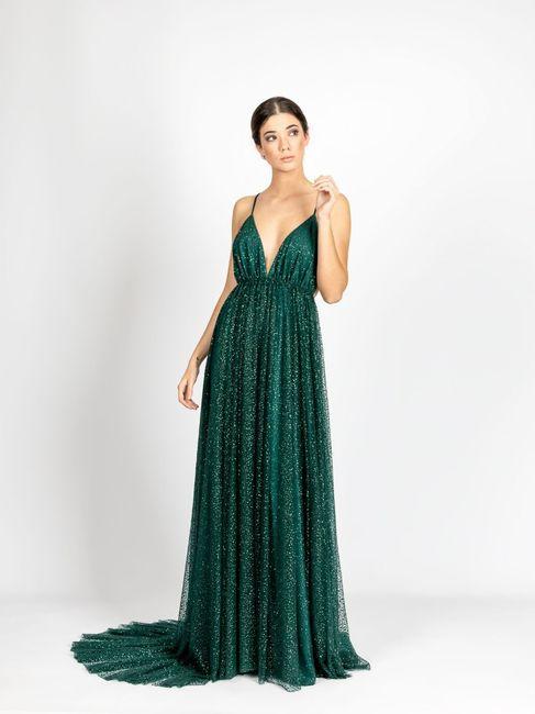Que estilo de vestido usarias? 1