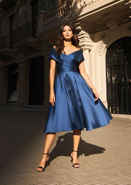 Que estilo de vestido usarias? 2