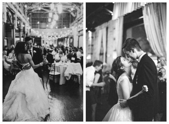 Dançamos? Fotografias a dois repletas de romantismo 😍 1