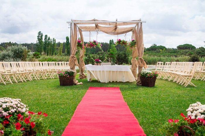Este altar: para o teu casamento ou para outro? 1