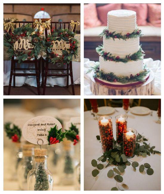 Casamento em pleno Natal: eras capaz? 1