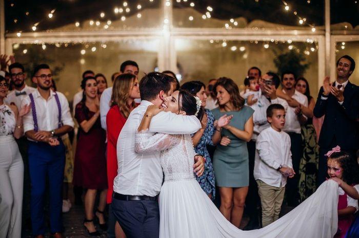Dança de noivo/noiva surpresa- SIM OU NÃO? 1