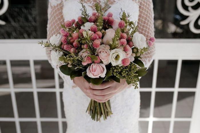 Batalha de estilos: o bouquet 1